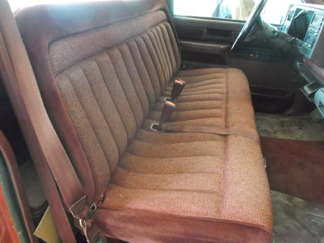1988 CHEVY TRUCK BENCH SEAT