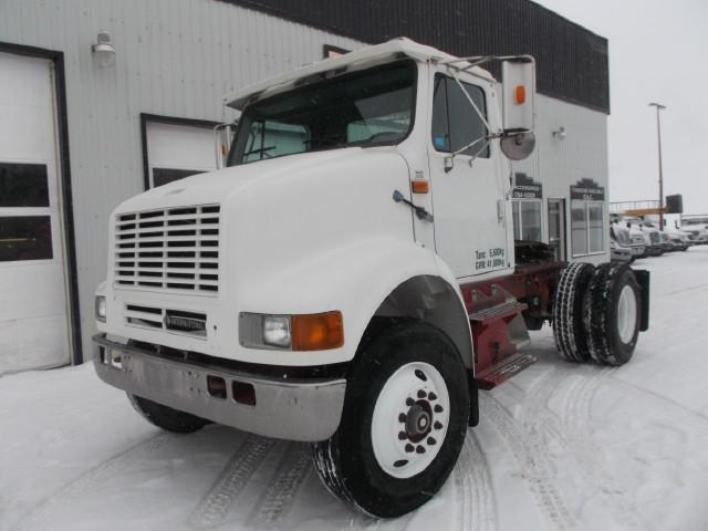 1998 INTERNATIONAL 8100 S/A 5TH WHEEL