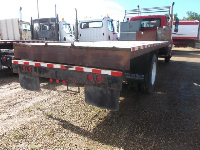 Image #3 (2002 INTERNATIONAL 4300 S/A DECK TRUCK)