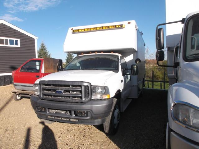 2004 FORD F550 XL SUPER DUTY SERVICE VAN