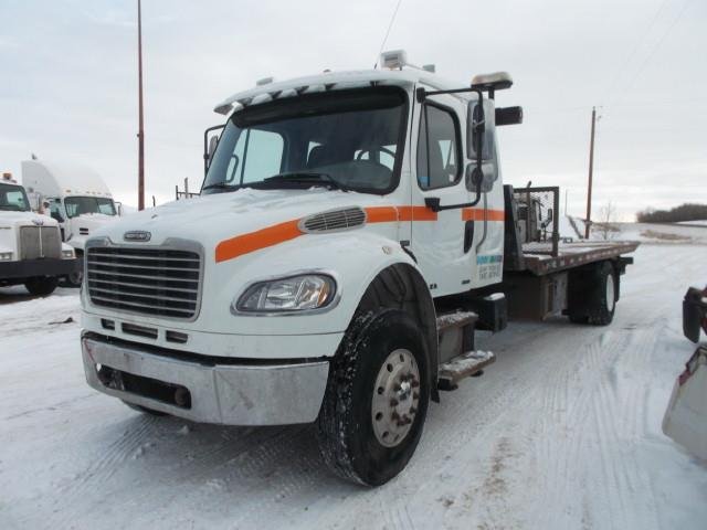 2006 FREIGHTLINER M2 EX CAB TOW TRUCK