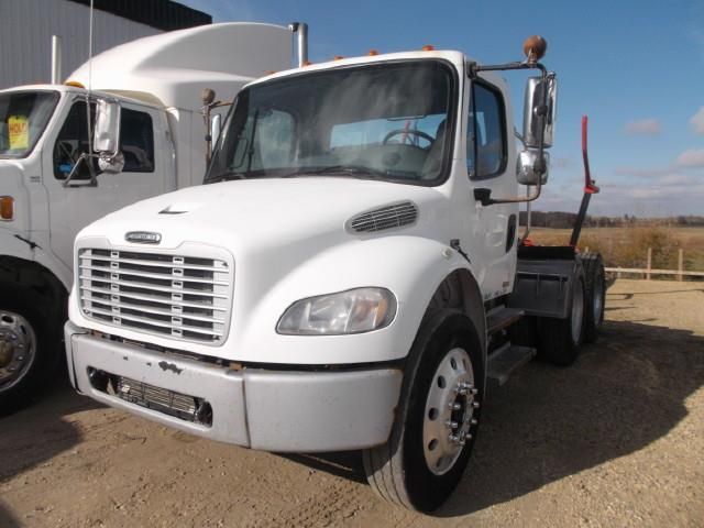 2007 FREIGHTLINER M2 TANDEM 5TH WHEEL