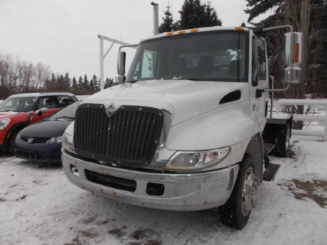 2007 INTERNATIONAL 4100 WITH PTO