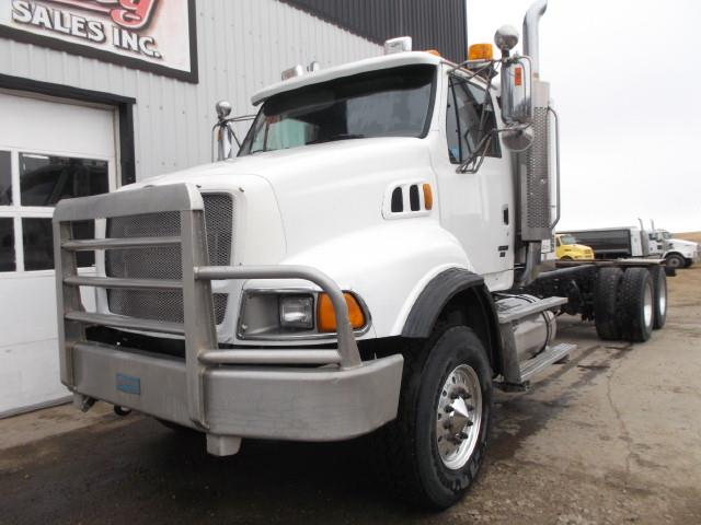 2007 STERLING LT 9500 T/A CAB & CHASSIS  TRUCK