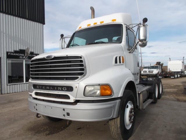 2007 STERLING 9500 T/A 5TH WHEEL TRUCK