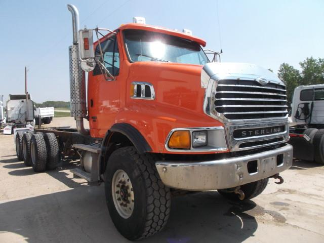 Image #1 (2007 STERLING LT 9500 HEAVY SPEC TRI-AXLE TRUCK)