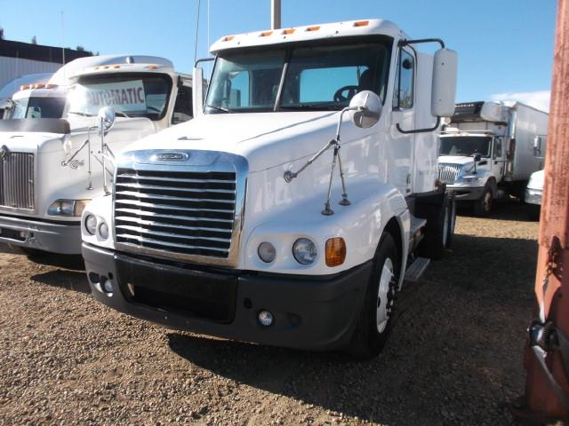2008 FREIGHTLINER CENTURY CLASS T/A 5TH WHEEL TRUCK