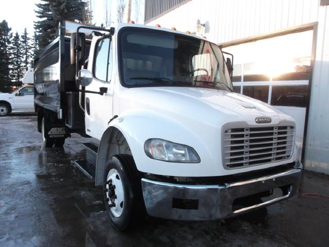 Image #0 (2008 FREIGHTLINER M2 S/A DUMP TRUCK)