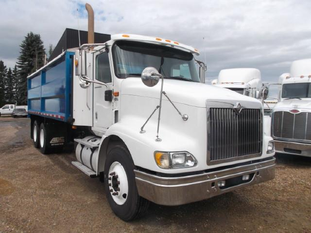 2008 INTERNATIONAL 9200 i T/A GRAIN TRUCK