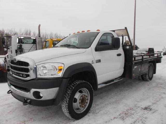 2008 STERLING BULLET 4X4 5TH WHEEL DECK TRUCK