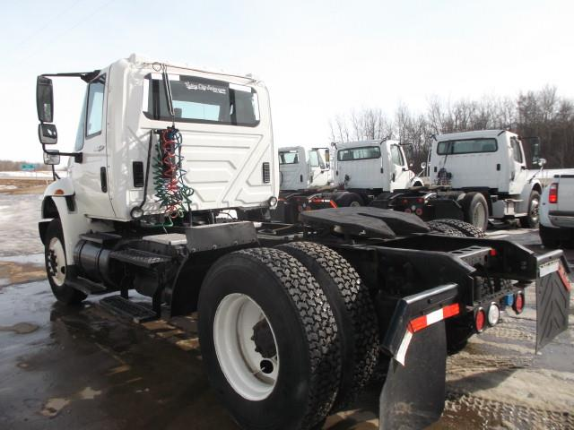 Image #3 (2009 INTERNATIONAL DURASTAR 4400 AUTOMATIC SINGLE AXLE 5TH WHEEL TRUCK)