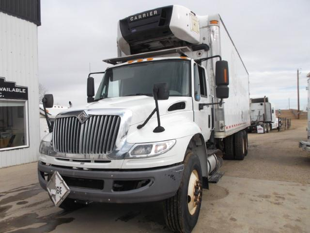 2010 INTERNATIONAL 4400 T/A REEFER TRUCK