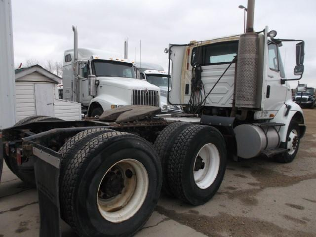 Image #2 (2011 INTERNATIONAL 8600 TRANSTAR T/A 5TH WHEEL)