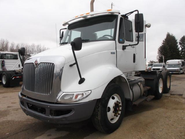2011 INTERNATIONAL 8600 TRANSTAR T/A 5TH WHEEL
