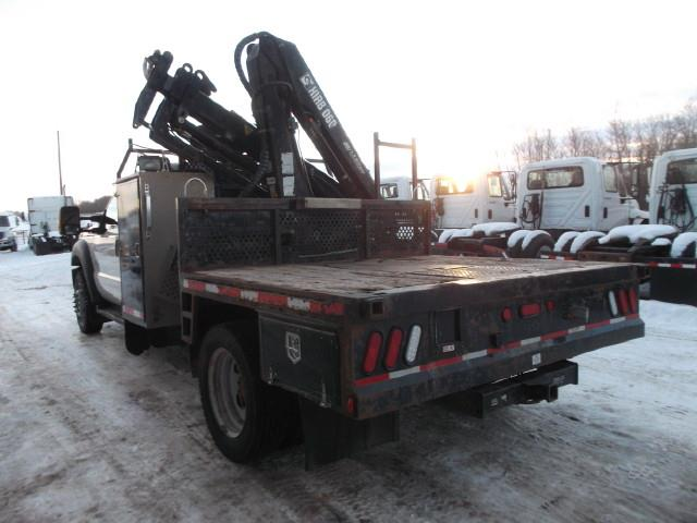 Image #3 (2012 FORD F550 XLT SD PICKER TRUCK)