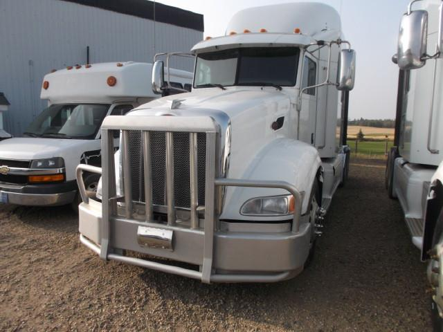 2012 PETERBILT 5TH WHEEL SLEEPER
