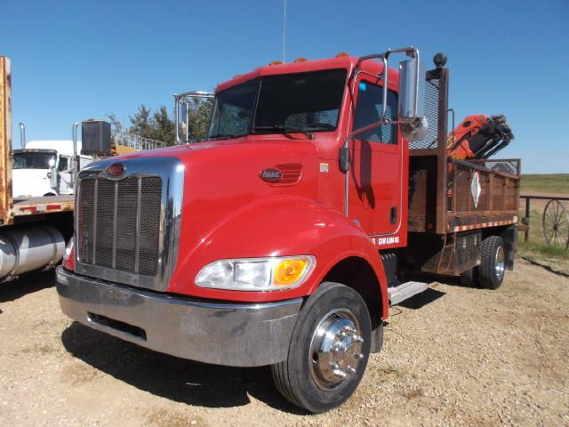 2012 PETERBILT 325 PICKER TRUCK