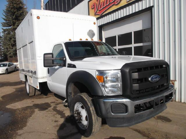Image #4 (2012 FORD F450 SD 2WD FREIGHT BODY)