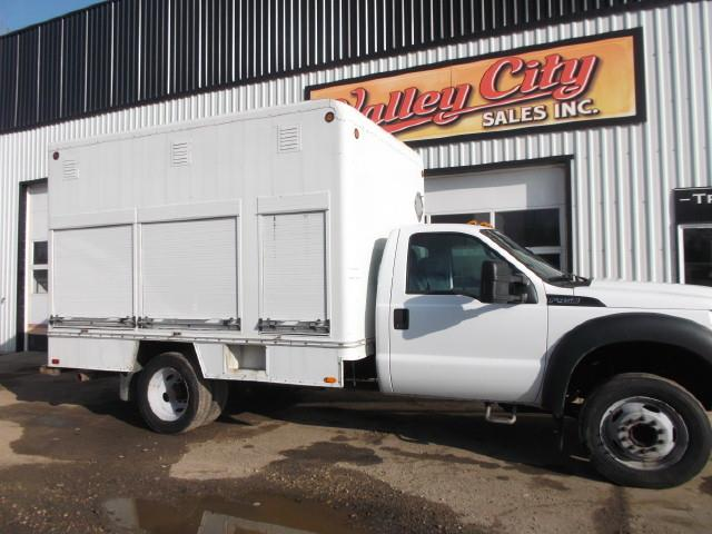 Image #5 (2012 FORD F450 SD 2WD FREIGHT BODY)