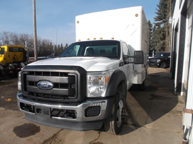 2012 FORD F450 SD 2WD FREIGHT BODY