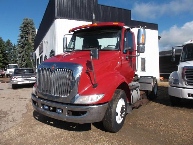 2013 INTERNATIONAL S/A 5TH WHEEL TRUCK