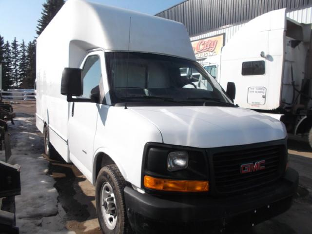2013 GMC SAVANA VAN BODY