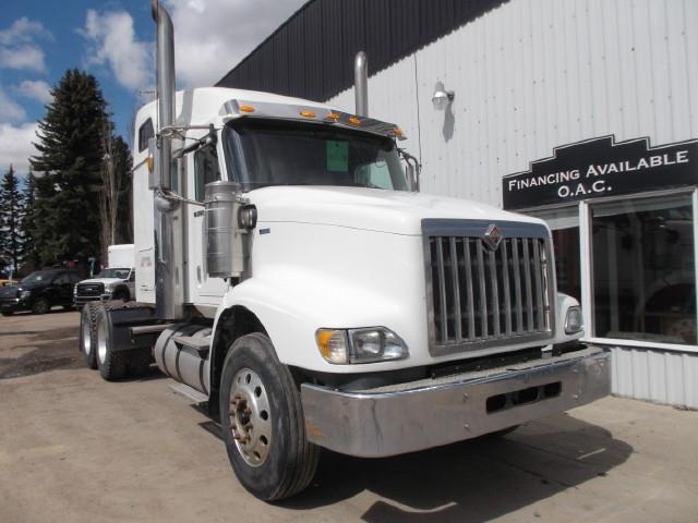 Image #1 (2013 INTERNATIONAL 5900 EAGLE TANDEM AXLE SLEEPER TRUCK)