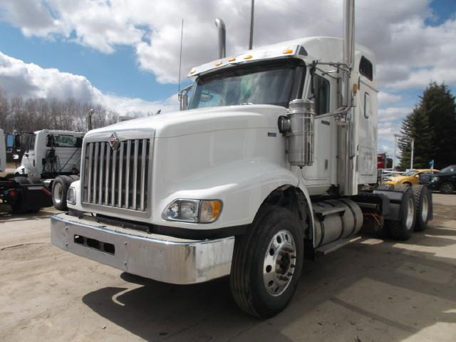 2013 INTERNATIONAL 5900 EAGLE TANDEM AXLE SLEEPER TRUCK